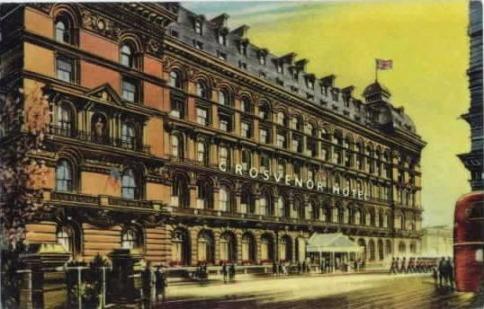 The Grosvenor Hotel© www.essential-architecture.com