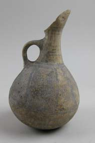 White Painted jug © Leeds Museums and Galleries