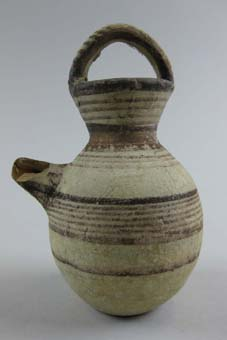 Bichrome spouted jug © Leeds Museums and Galleries