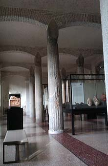 Ancient Cyprus gallery, Neues Museum, Berlin