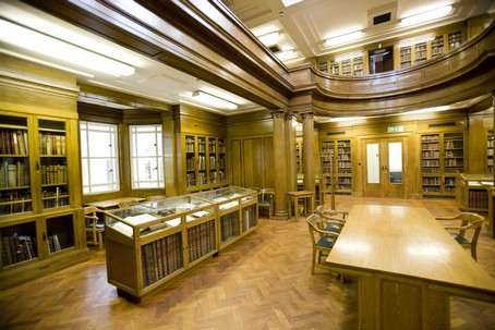 The Brotherton Room, University of Leeds © careerweb.leeds.ac.uk