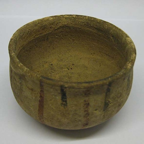 UNIV.1913.0013 Bowl with decoration typical of Amathus © University of Leeds