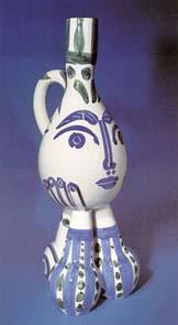 Picasso, Tripod, 1951. © Galerie Madoura www.madoura.com