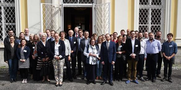 Group photo (c) Uni Graz slash Leljak