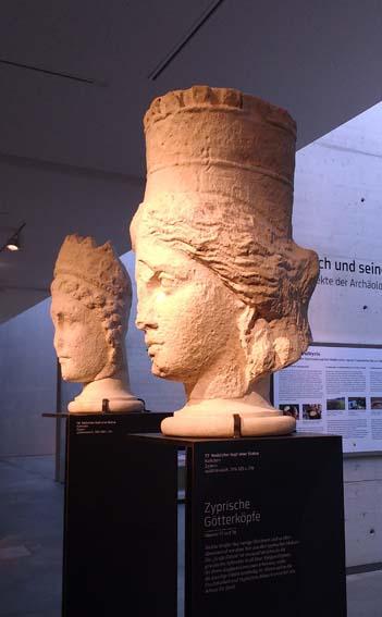 Limestone heads s