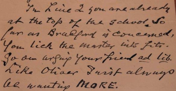 Cudworth letter s